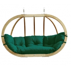 Šūpuļtīkls GLOBO ROYAL CHAIR, Verde