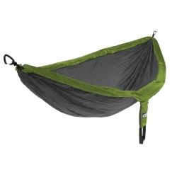Eno DOUBLENEST, Charcoal/Lime
